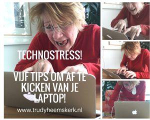 Trudy Heemskerk computer stress